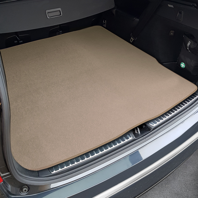 Renault-Scenic-Boot-Mat-1996-2003-Beige-Tailored thumbnail 8