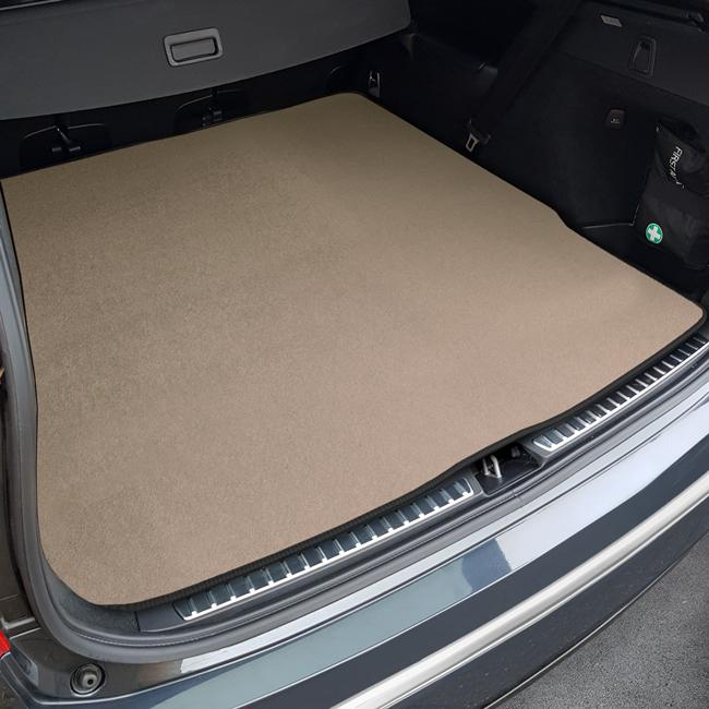 Ford Mondeo Estate 2014 Custom Insert V Tailored PVC Boot Liner