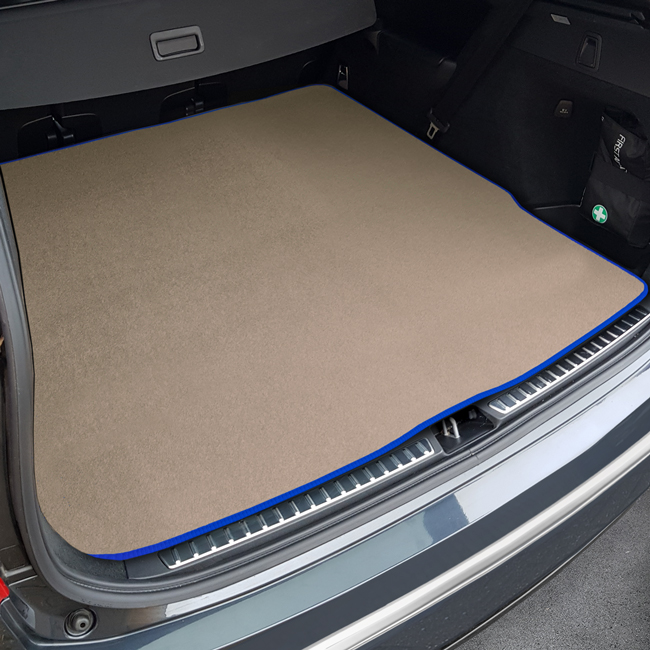 Renault-Scenic-Boot-Mat-1996-2003-Beige-Tailored thumbnail 6