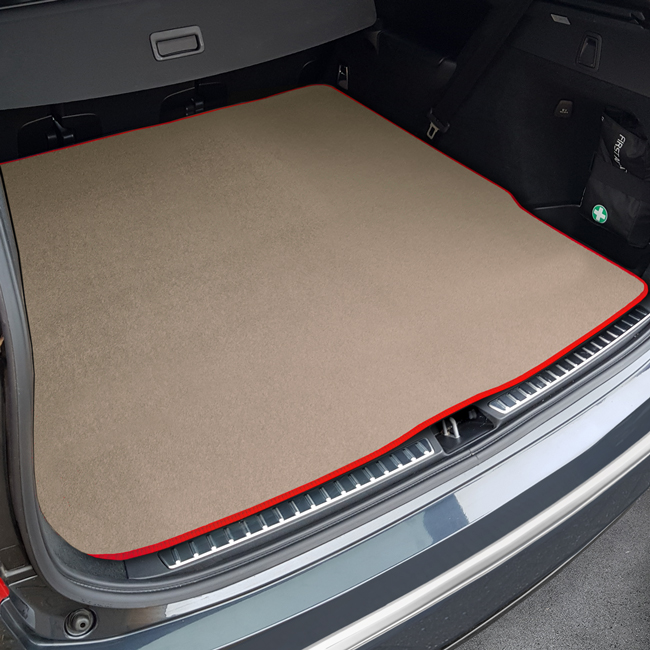 Renault-Scenic-Boot-Mat-1996-2003-Beige-Tailored thumbnail 5