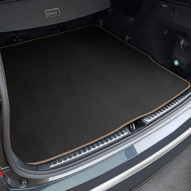 Seat-Cordoba-Vario-Boot-Mat-1996-Black-Tailored thumbnail 8