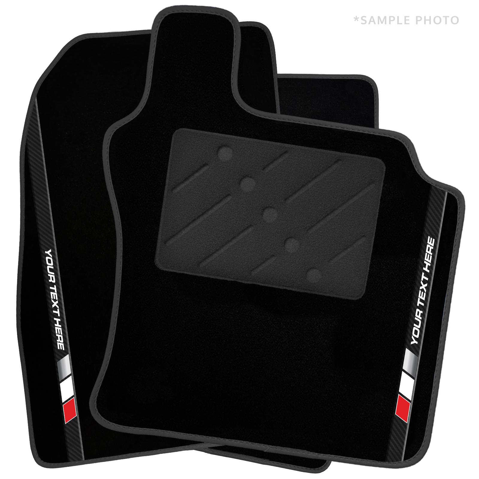 Details about Audi A10 Car Mats B10 10 - 10 S Line & Logos [10] | genuine audi a4 car mats