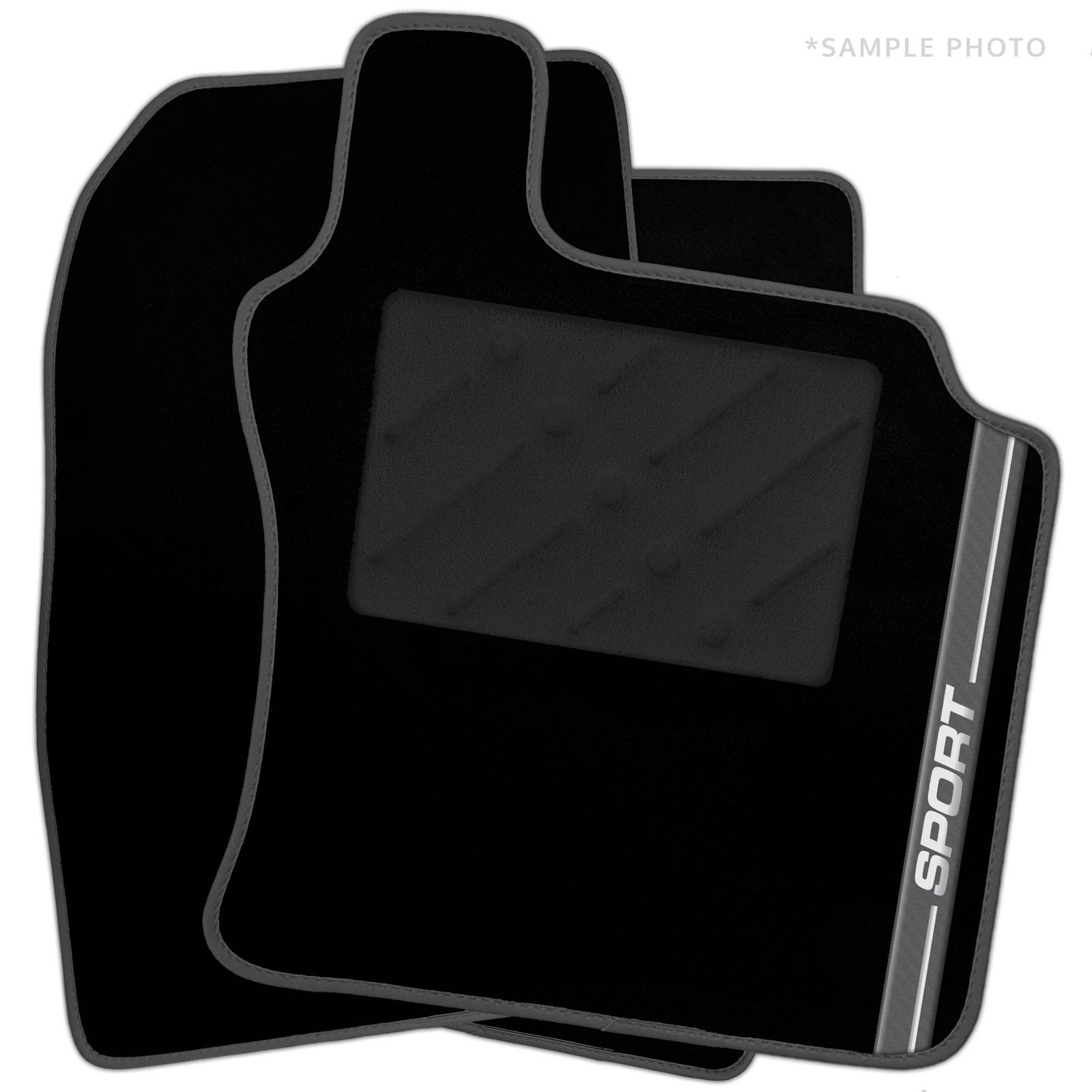 Part No: 3040 Skoda Rapid Tailored Car Mats 2012 Onwards