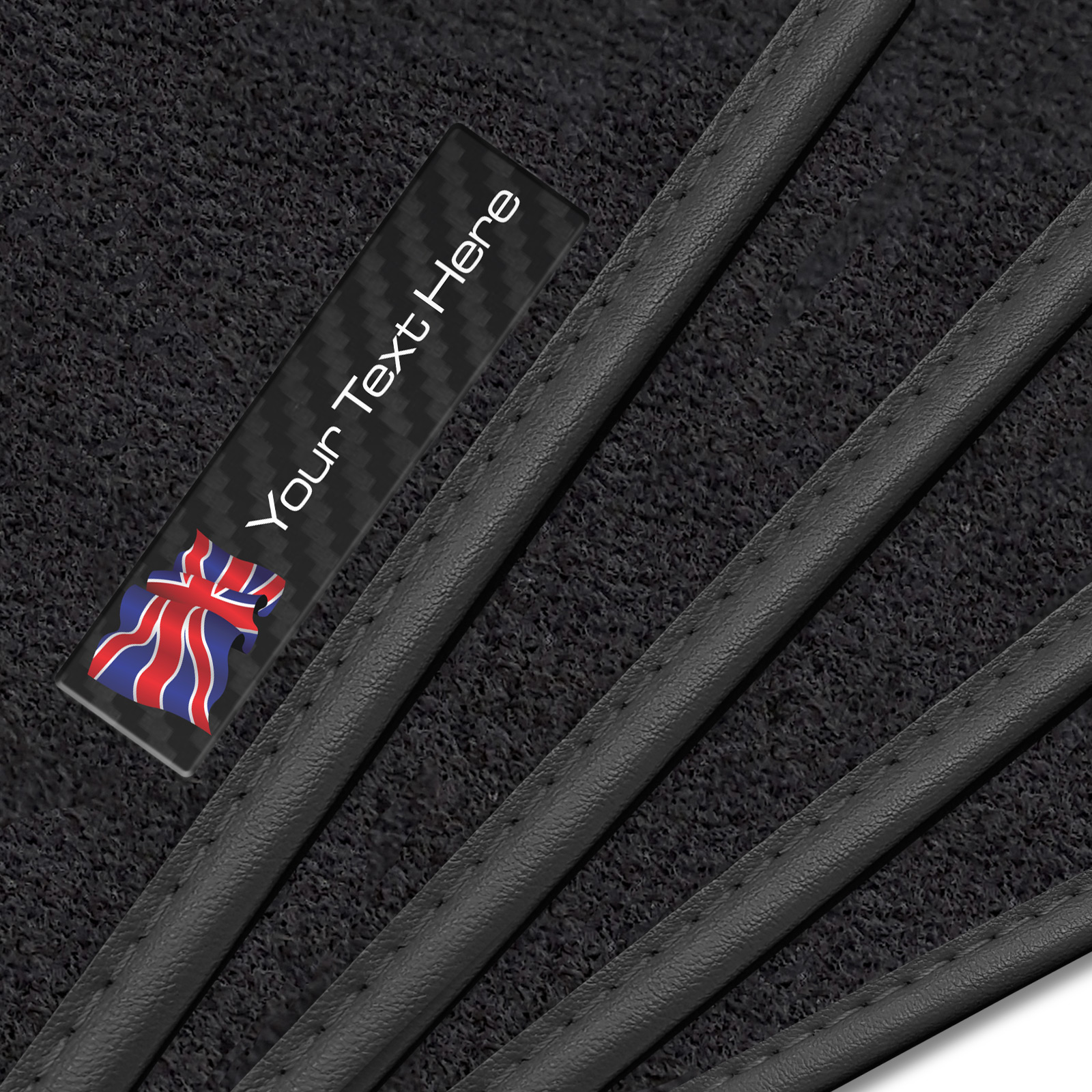 Jaguar E Pace Car Mats 2017 Luxury Personalised Logo Ebay